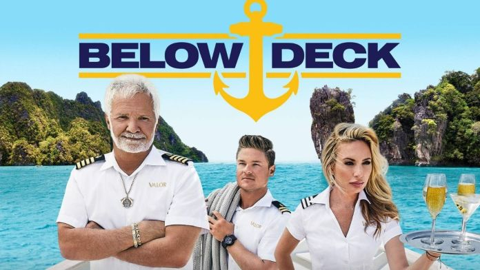 Below Deck Peacock
