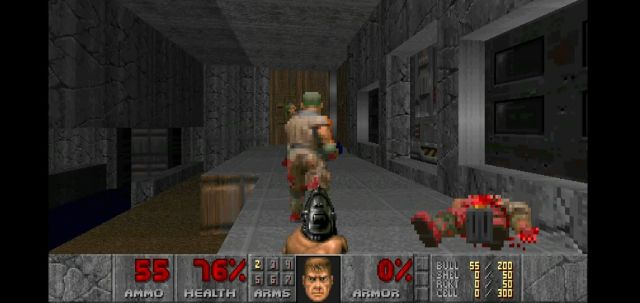 Doom 2 Classic Xbox Game Pass Android