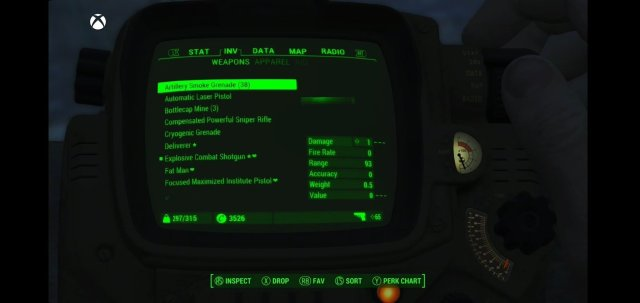 Fallout 4 Pipboy Game Pass Android