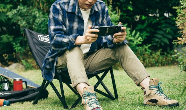 Glap Play Controller Lifestyle