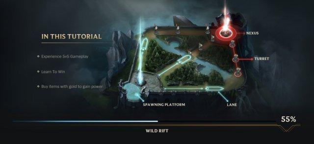 League Of Legends Wild Rift Tutorial