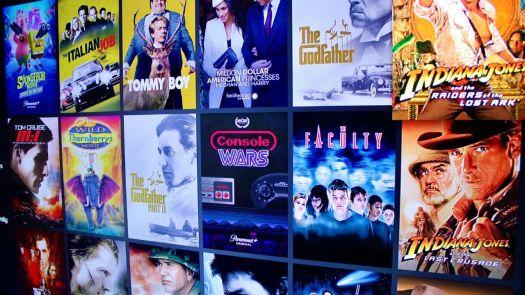 Paramount Plus Content