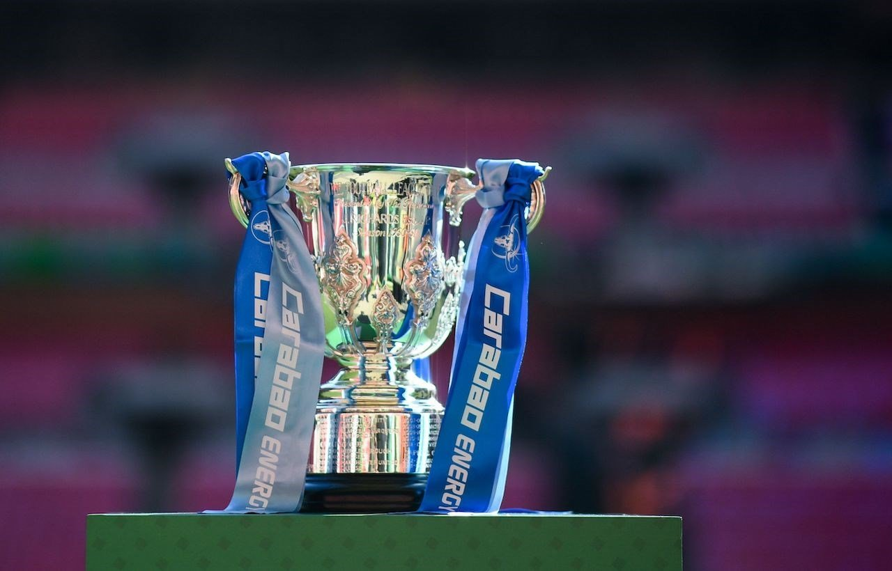 Carabao cup and papa john's trophy. Carabao Cup final live stream: How to watch Man City vs