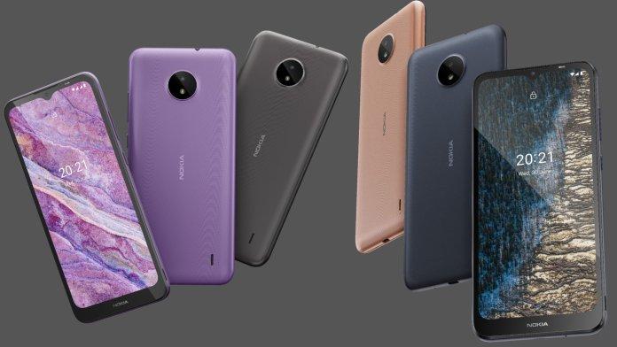 Nokia C10 C