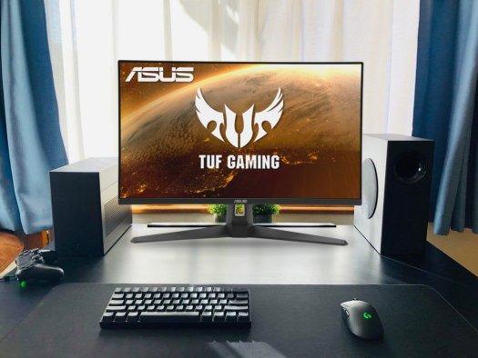 Asus Tuf Gaming Vg27aq1a Lifestyle
