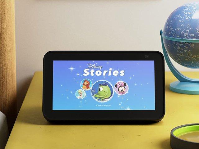 Amazon Echo Show 5 Kids Bedtime Stories