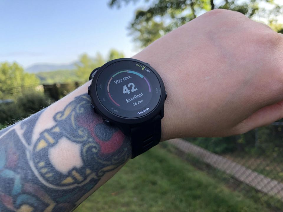 Garmin Forerunner 55 review: A dream come true for most runners   Android Central