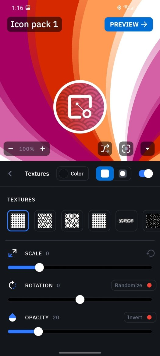 Icon Pack Studio Pride Theme