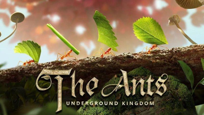 The Ants Hero