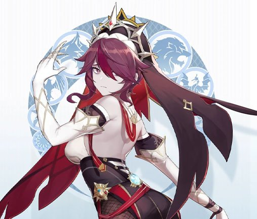 Genshin Impact Characters Rosaria