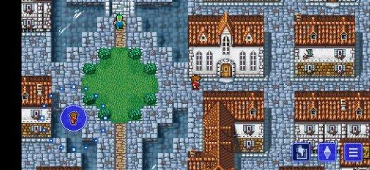 Final Fantasy Pixel Remasters 1 Town