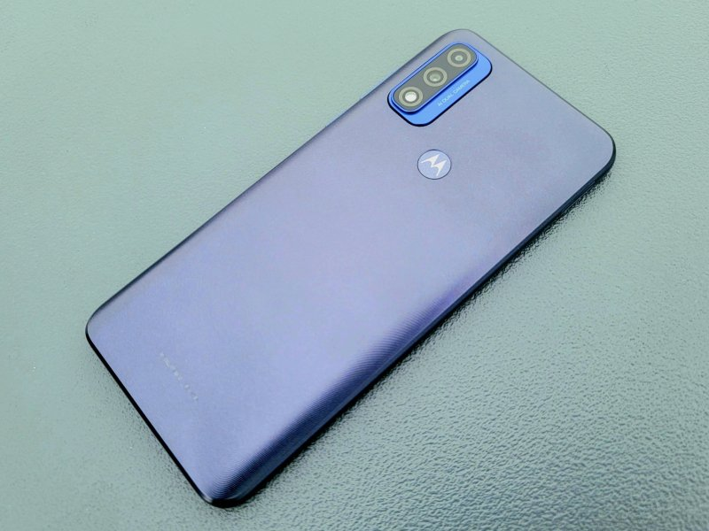 Moto G Pure Review Back