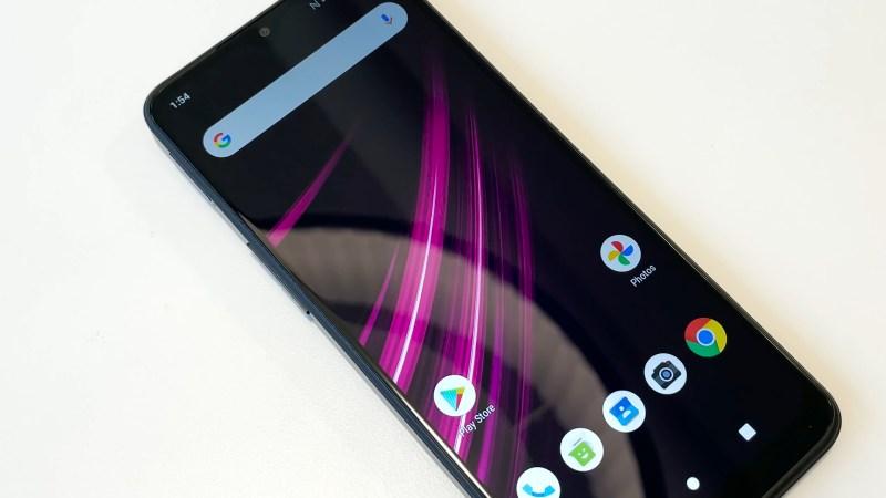 T Mobile Revvl V Plus 5g Video Still