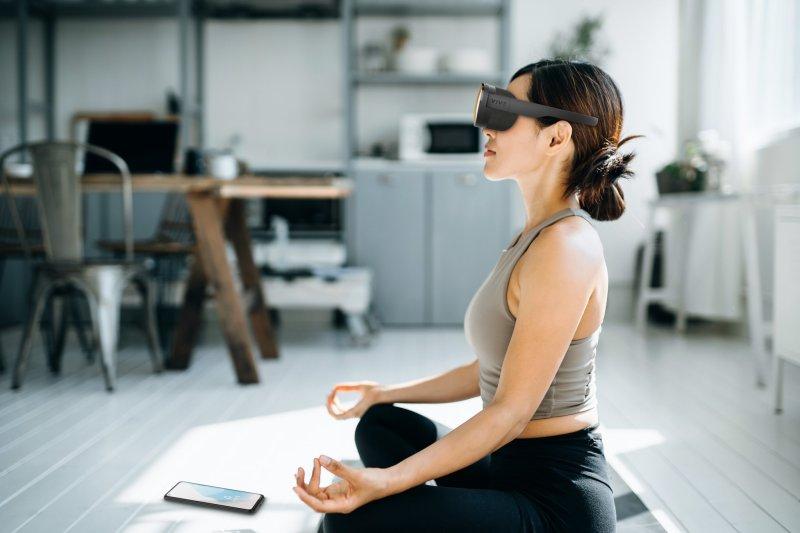 Vive Flow Meditation