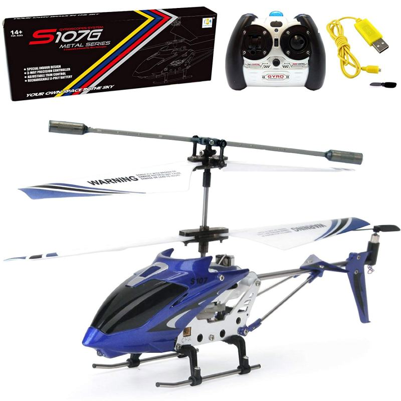 Cheerwing S107 RC helicopter