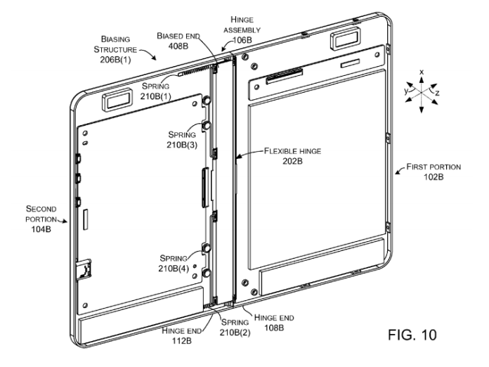 A detailed history of Microsoft's foldable phone project