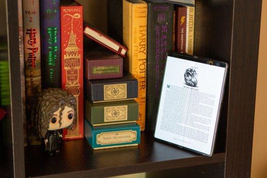 Kobo Reader Z Fold 2 Harry Potter Lifestyle