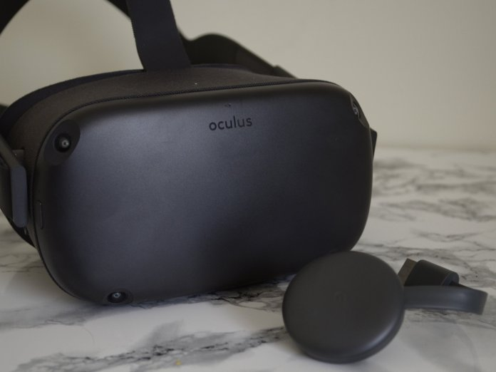 You'll be able to forged your Oculus Quest to extra gadgets because of a brand new replace