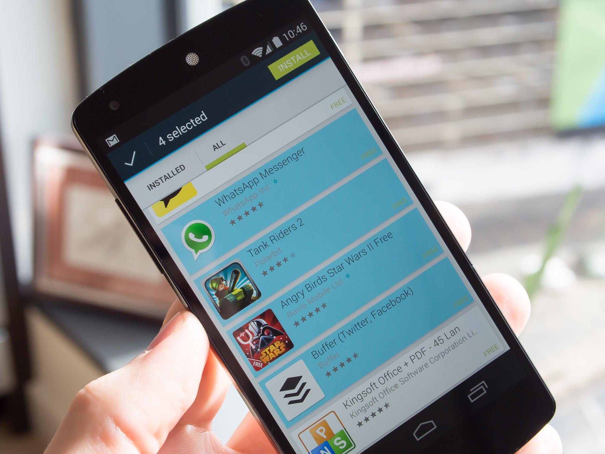 Google Play Store 4.6.16