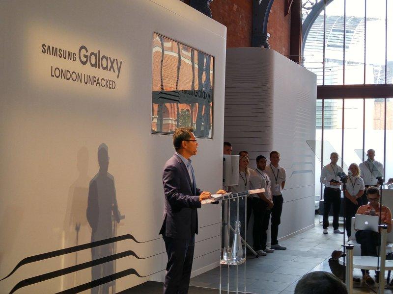 Galaxy Unpacked London