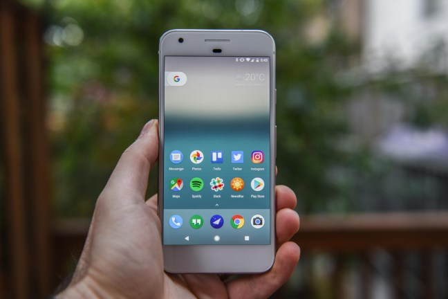 google-pixel-review-4 Morgan Stanley says the Pixel will bring in billions for Alphabet Android