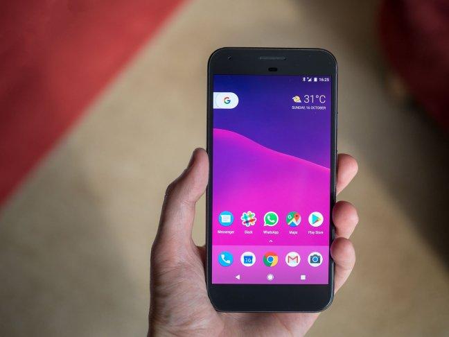 pixel-xl-9 Google Pixel + Pixel XL review Android