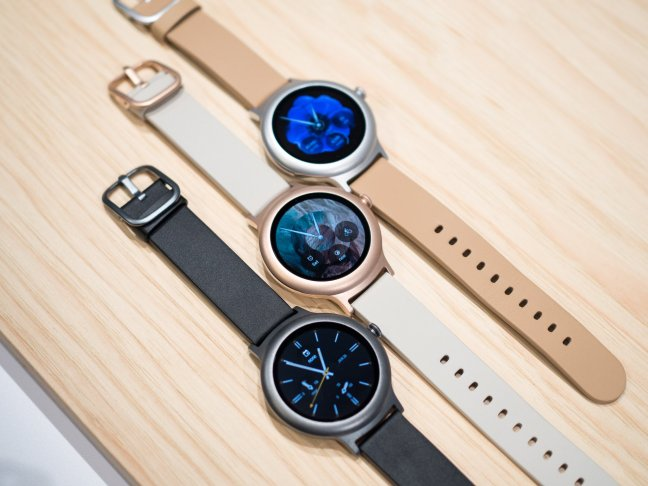 lg-watch-style-3-colors-screens-on All LG Watch Style colors are down to $180 at Best Buy Android