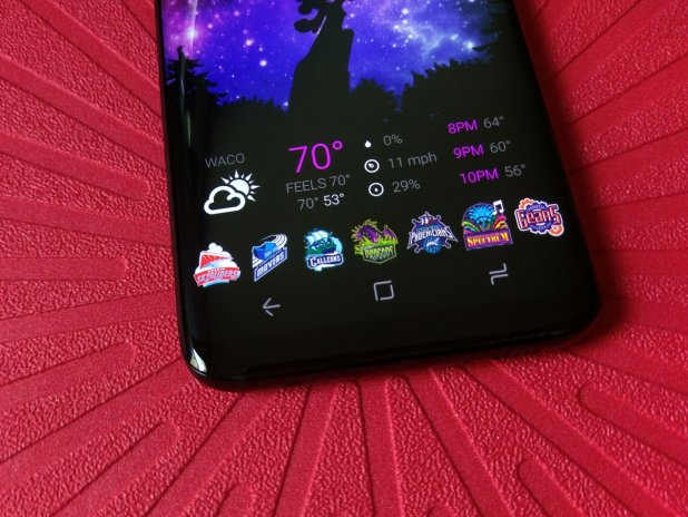 Android: March Magic Disney icons