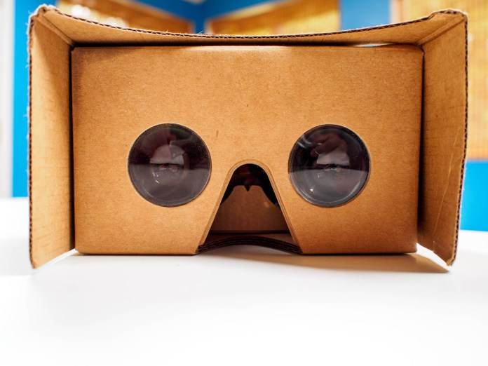 Google is open sourcing Cardboard to keep its no-frills VR headset alive