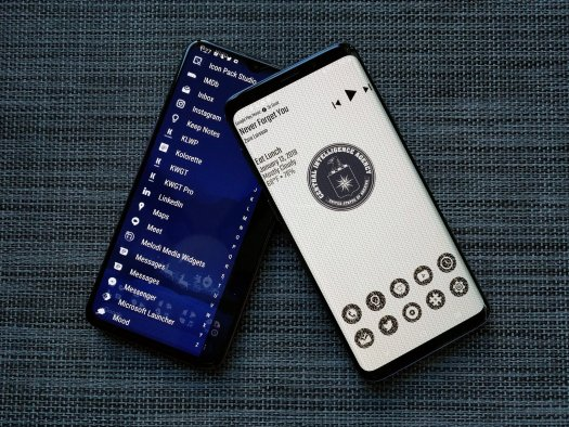 Action Launcher and Smart Launcher