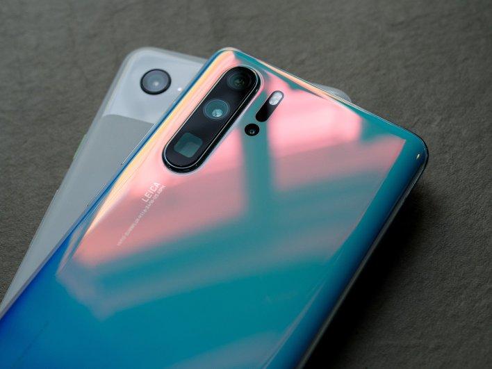 Huawei P30 Pro contre Google Pixel 3 XL