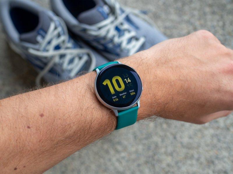 Active watch Galaxy 2