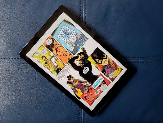 Lenovo Chromebook Duet is made for comics