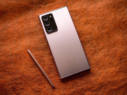 Samsung Galaxy Note 20 Ultra back
