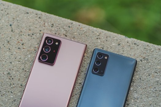 Samsung Galaxy Note 20 vs. Note 20 Ultra