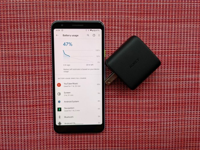 Pixel 3a battery life on Android 11 Battery Life