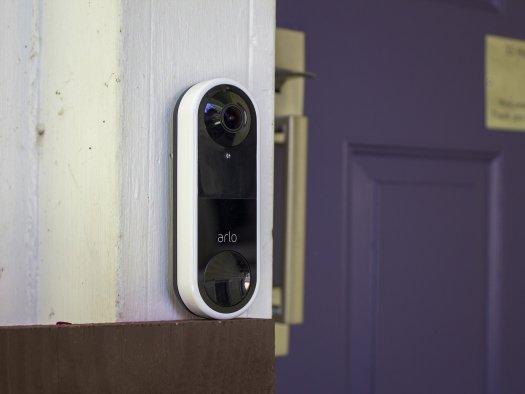 Arlo Video Doorbell Hero