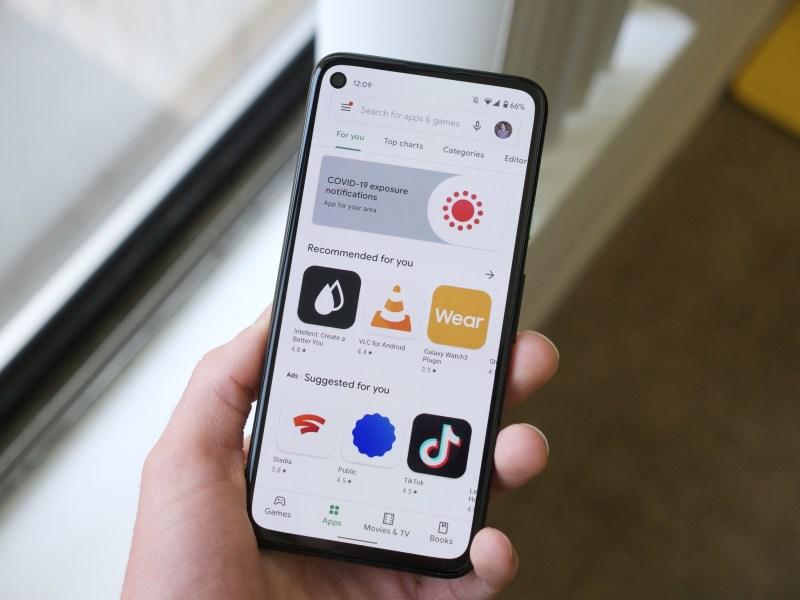 Google Play Nov 2020 Joe