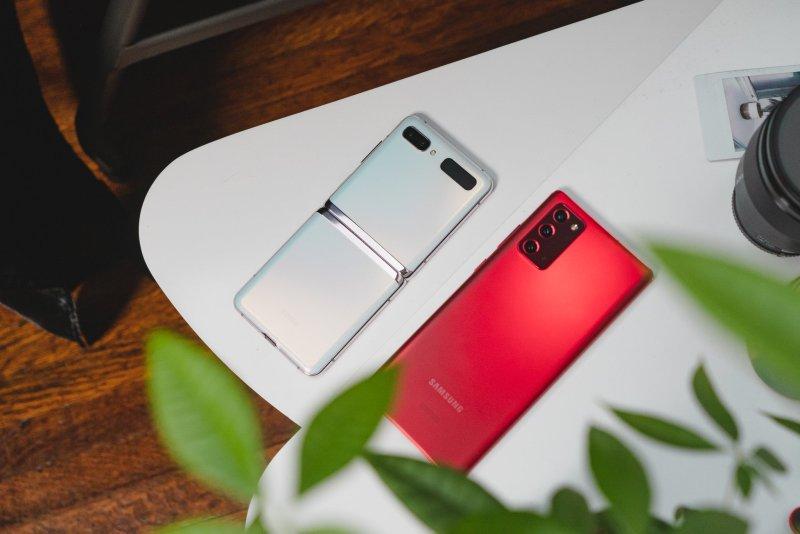 Samsung Galaxy Note 20 and Galaxy Z Flip 5G