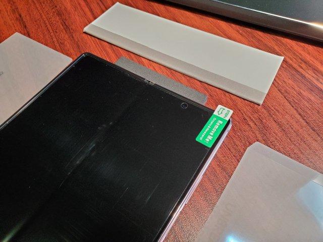Samsung Galaxy Z Fold 2 Screen Protector