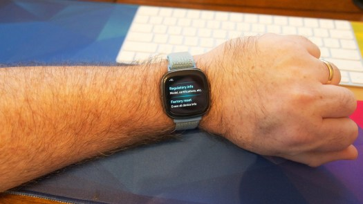 How To Factory Reset Fitbit Smartwatch 4