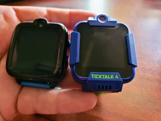 Ticktalk 3 Ticktalk 4 Comparison Lifestyle