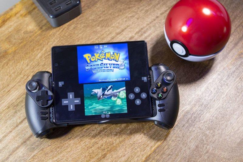 melonDS Pokemon Z Fold 2 Lifestyle