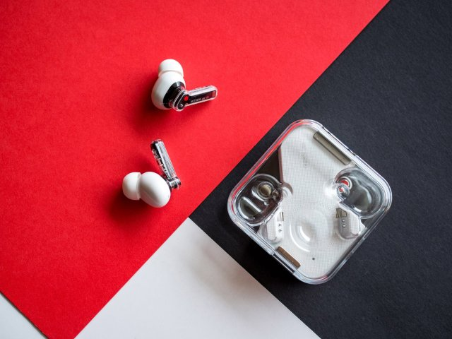 Nothing ear (1) review