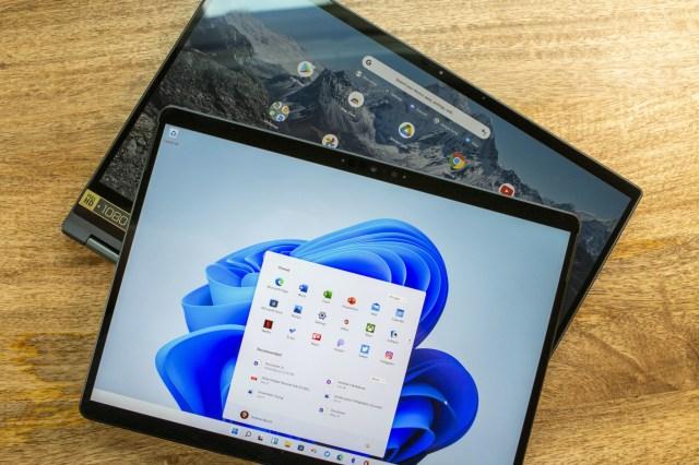 Windows 11 Vs Chrome Os