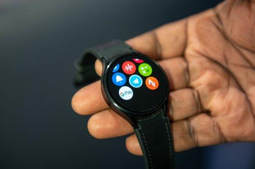 Samsung Galaxy Watch 4 Hands On