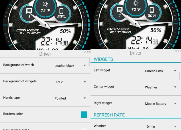 Driver Watch Face 3 1 5 Apk is Here! [LATEST]   On HAX