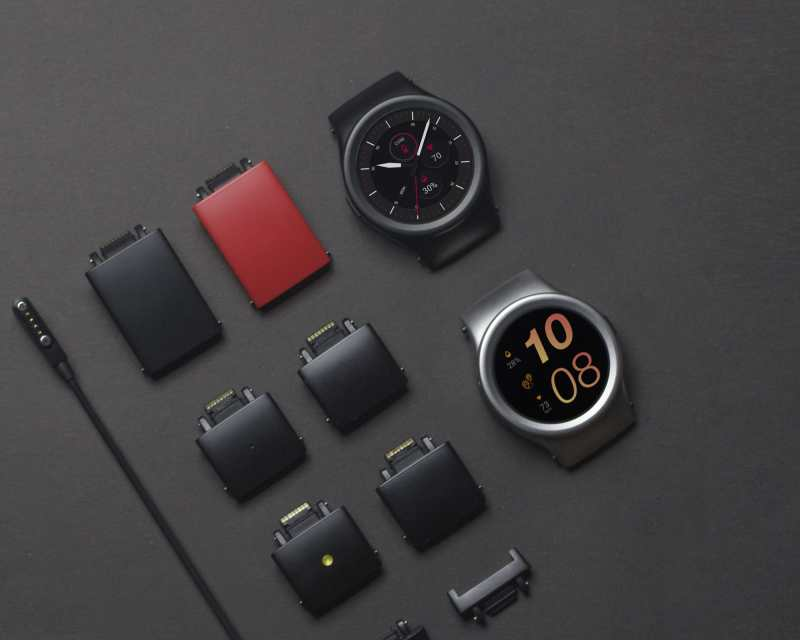 blocks smartwatch 1 - Blocks modular smartwatch is finally available to buy, but will anyone chunk?