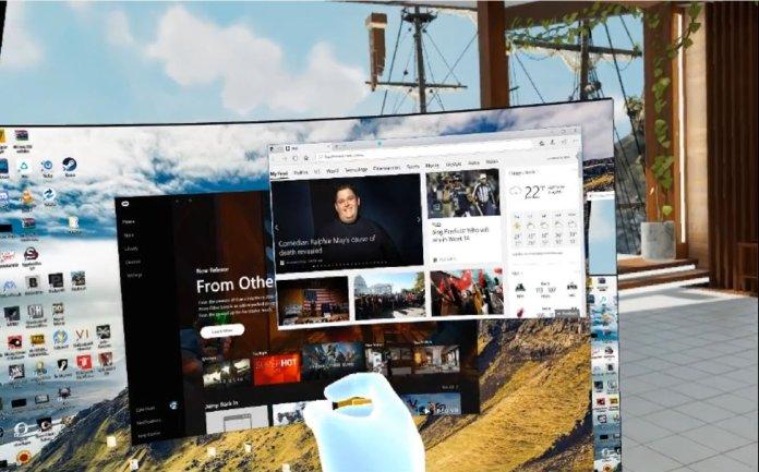 Oculus Desktop