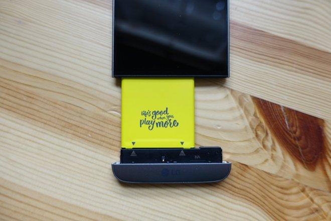 مواصفات هاتف LG G5